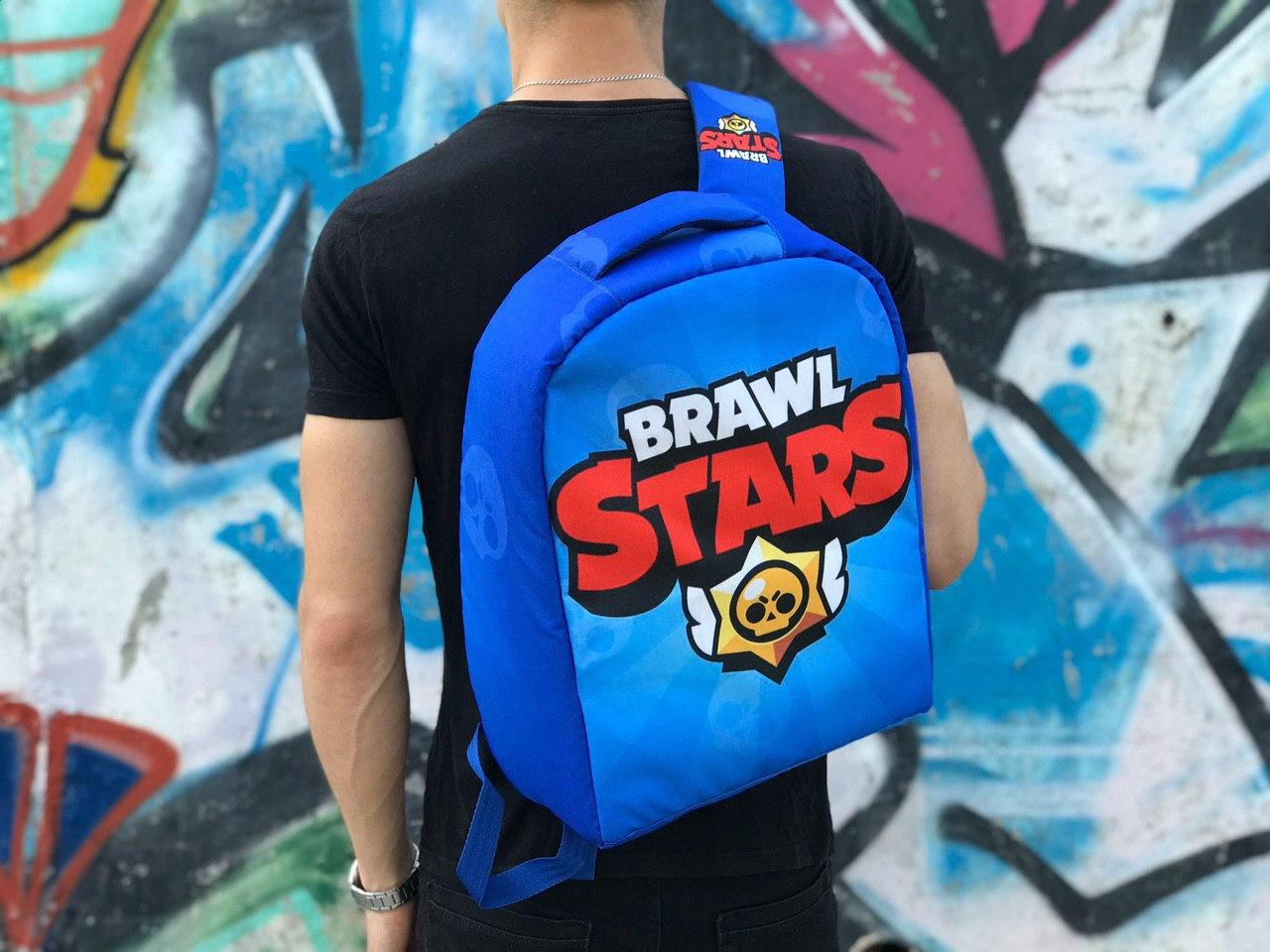 Школьный рюкзак Brawl Stars