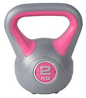 Гиря SportVida 2 кг SV-HK0076 SKL41-227180
