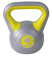 Гиря SportVida 4 кг SV-HK0078 SKL41-227181