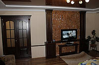 Двери деревянные цена в Киеве