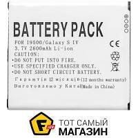 Аккумулятор для Samsung GT-i9500, GT-i9502, GT-i9505, Galaxy S IV, Galaxy S4 SCH-i959 2600 Samsung i9500 (Galaxy S IV) (DV00DV6112)