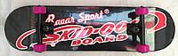 Скейтборд для маневренной и трюковой езды Skid  Bord, фото 1
