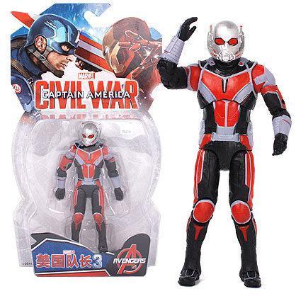 Фигурка Человек-Муравей, Марвел, 18 см - Ant-Man, Avengers, Marvel SKL14-143265