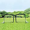 Набор раскладных футбольных ворот Net Playz SOOCCER EASY PLAYZ