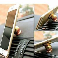 Магнитный держатель в автомобиль, универсальный автомобильный держатель, держатель для телефона в машину