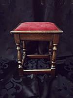 Пуф, мини-стул «Бархат». Германия