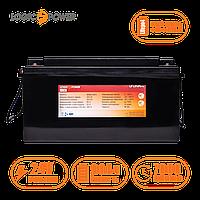Аккумулятор LP LiFePO4 24 V - 90 Ah (BMS 80A) пластик