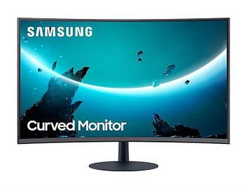 """Samsung 27"""" C27T550FDI (LC27T550FDIXCI) VA Black Curved"""