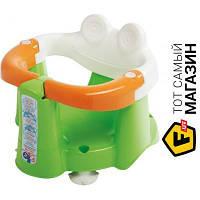 Сидение для купания детей Ok Baby Crab салатовый (38710030/44) - салатовый пластик