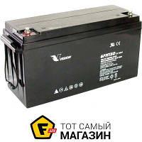 Аккумулятор свинцово-кислотный Vision 12V 150Ah (6FM150E-X)