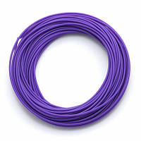 Пластик для 3D ручки PLA 10 м Фиолетовый FL-1248, КОД: 1455328