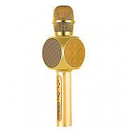 Микрофон караоке Magic Karaoke YS63 Gold 300332GL, КОД: 1717701
