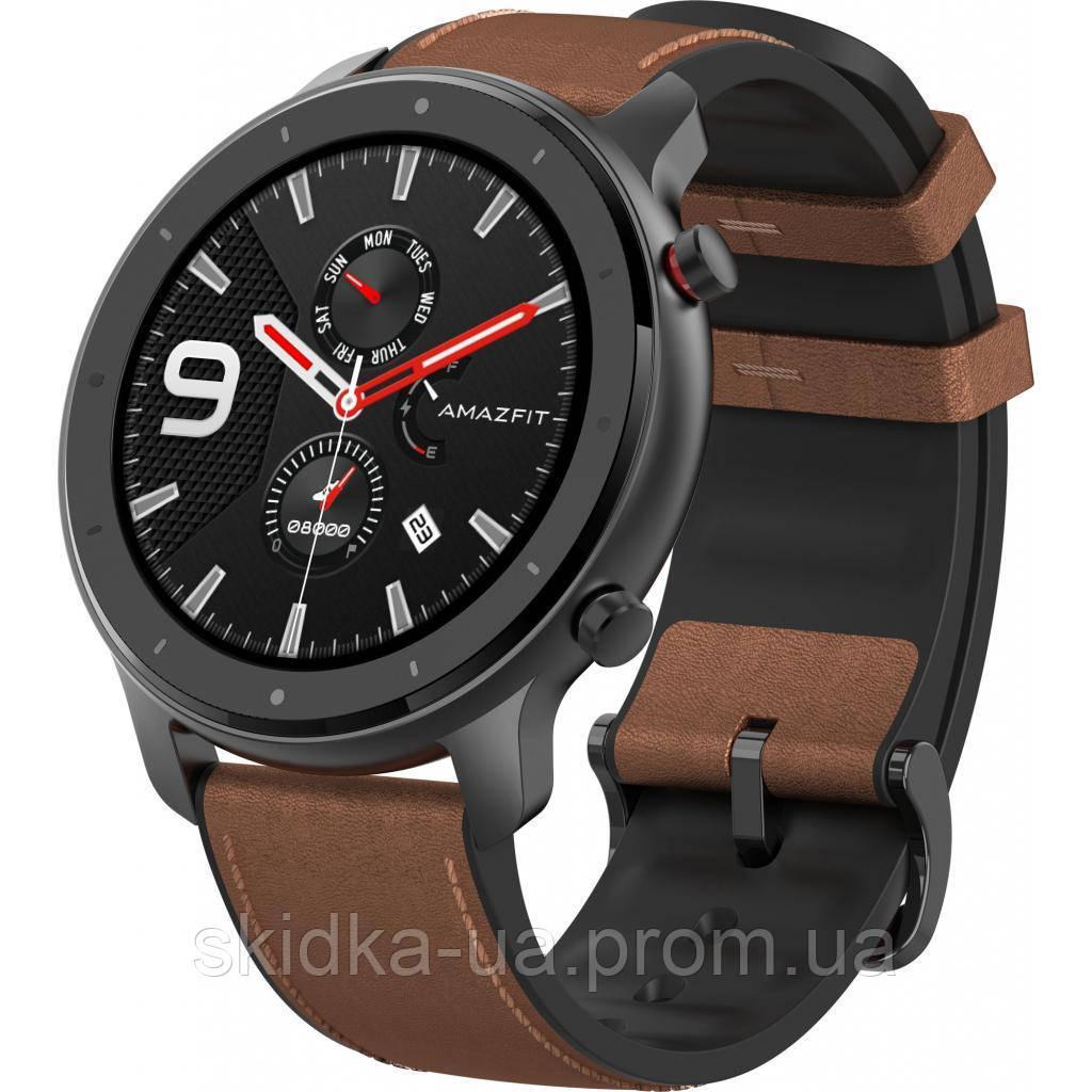 Купить Смарт-часы Amazfit GTR 47mm Aluminum alloy