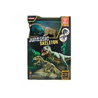 Игровой набор 3D скелет динозавра