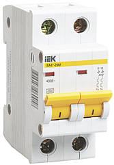 Автоматичний вимикач Iek BA47-29M 2P 4,5 КА С25А