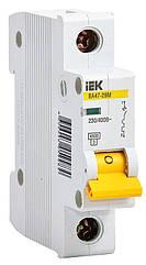 Автоматичний вимикач Iek BA47-29M 1P 4,5 КА С25А