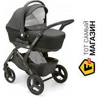 Модульная (3 в 1) коляска- книжка одноместная CAM Dinamico Premium 3в1 серый (894/757) серый