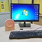 Вентилятор портативный DianDi Kid настольный. Вентилятор аккумуляторный 2 скорости, фото 3