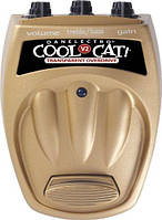 Педали эффектов DANELECTRO COOL CAT TRANSPARENT OVERDRIVE V2