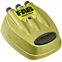 Педали эффектов DANELECTRO FAB DELAY 600MS