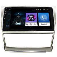 Штатная автомобильная магнитола 10 дюймов Toyota Camry V40 2006-2011 Android сенсорный экран Bluetooth Wi Fi 4 ядра