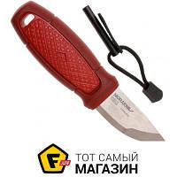 Нескладной нож Morakniv Eldris Neck Knife Red (12630)