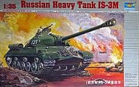 МОДЕЛЬ СОВЕТСКИЙ ТАНК ИС-3 М 1/35