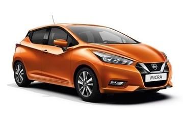 Nissan Micra 17-