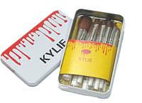 Набор кистей для макияжа KYLIE Professional Brash Set 12 шт