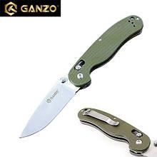 Ніж складаний Ganzo G727M-GR зелений