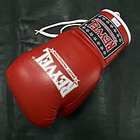 Рукавички боксерські REYVEL PRO 8 ун, шкіра