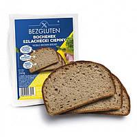 Хлеб черный благородный без глютена 260г Bezglutex Bezgluten
