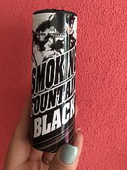 Цветной дым Maxsem черный