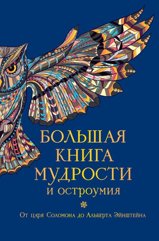 Большая книга мудрости и остроумия Душенко К В