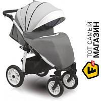 Прогулочная коляска- книжка одноместная Camarelo EOS 06 серый
