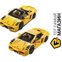 Моделист-конструктор конструктор для мальчиков от 6 лет - Decool Racing. Lamborghini 2в1 (8611)
