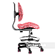 Дитяче ортопедичне крісло FunDesk SST6 Pink, фото 2