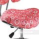 Дитяче ортопедичне крісло FunDesk SST6 Pink, фото 4