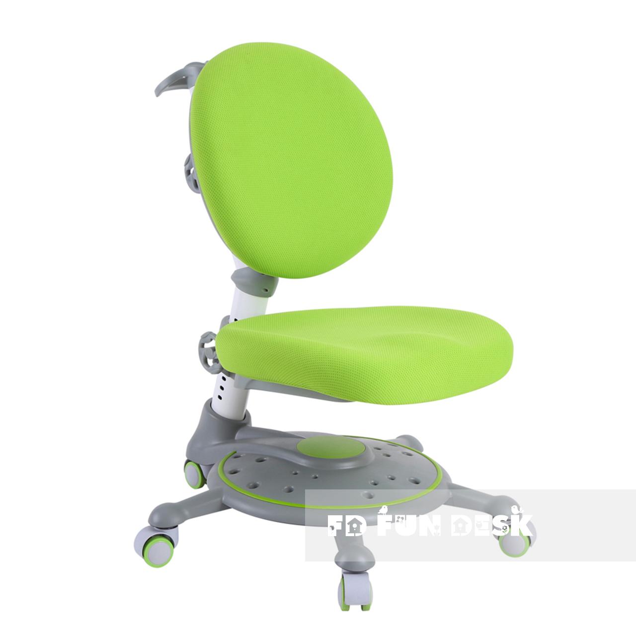 Дитяче ортопедичне крісло FunDesk SST1 Green