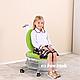 Дитяче ортопедичне крісло FunDesk SST1 Green, фото 4