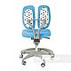 Підліткове крісло для дома FunDesk Primo Blue, фото 4