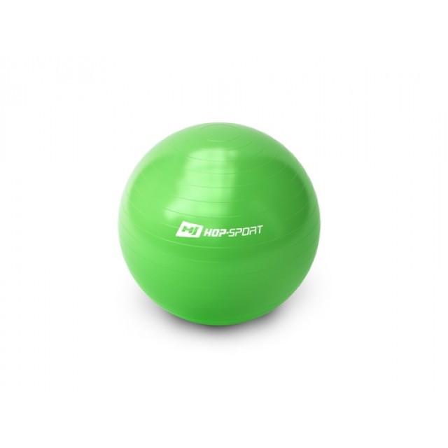 Фітбол Hop-Sport 65cm green + насоc