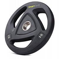 Диск олимпійский SmartGym 15kg
