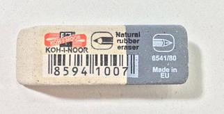 Ластик (резинка) для стирання koh-i-nor арт 6541/80 (1 шт)