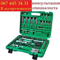 """Автомобильный набор инструментов 1/4"""", 1/2"""" 108ед. (6-гр.) TOPTUL GCAI108R"""
