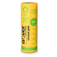 Утеплитель ISOVER (ИЗОВЕР) Франция, 50+50 мм, упаковка 17,08м.кв.