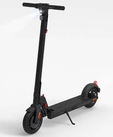 Электросамокат Forte TT-EL-H858 (350 Вт, черный)