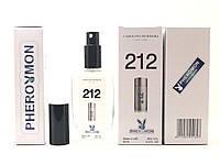 Мужской аромат Carolina Herrera 212 Men (Каролина Херрера 212 Мэн) с феромоном 60 мл