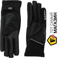 Перчатки Smartwool PhD HyFi Wind Training Gloves L, black (SC187.001-L)