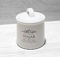 Банка керамическая для сахара Sweet Home 875-321  600 мл